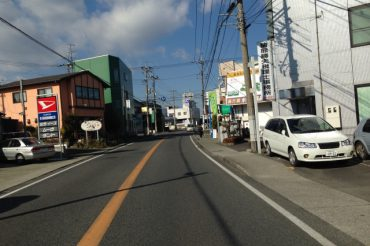 繁盛するお店、会社は道路がこう見えています