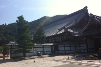 京都の天龍寺は龍のパワー全開のパワースポットです