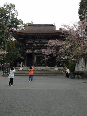 復活と成功のパワースポット、三井寺へ行ってきました。