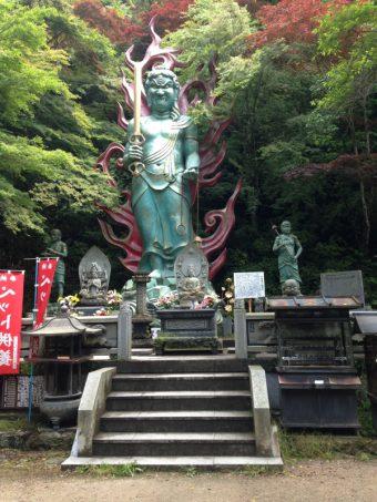 山口の龍の寺は、本物のパワースポットでした。