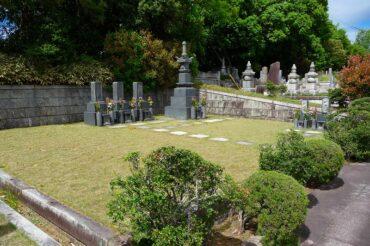 お墓参りと風水の関係はとても深いのです