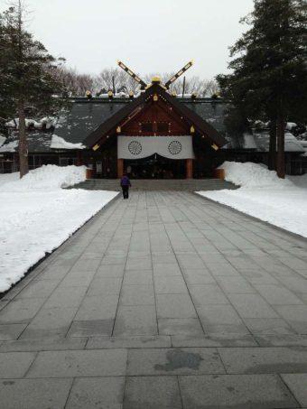 札幌にあるパワースポット、それが円山と北海道神宮です。