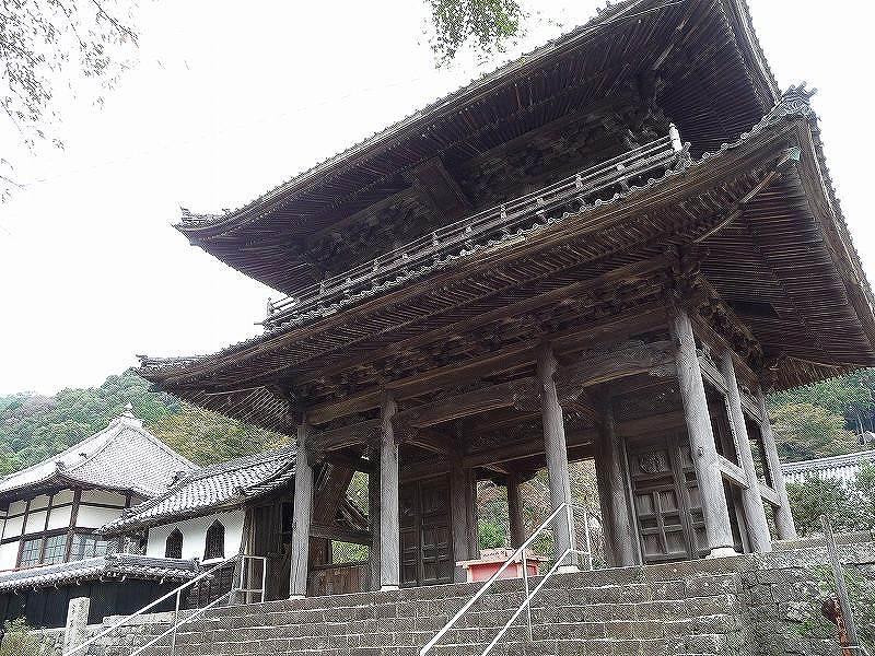 風水パワースポットの行基寺は、すばらしい景色にリセットされます