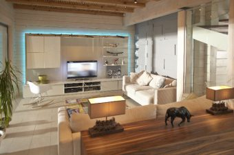 家具の配置を風水で考える場合、見た目重視でOKです