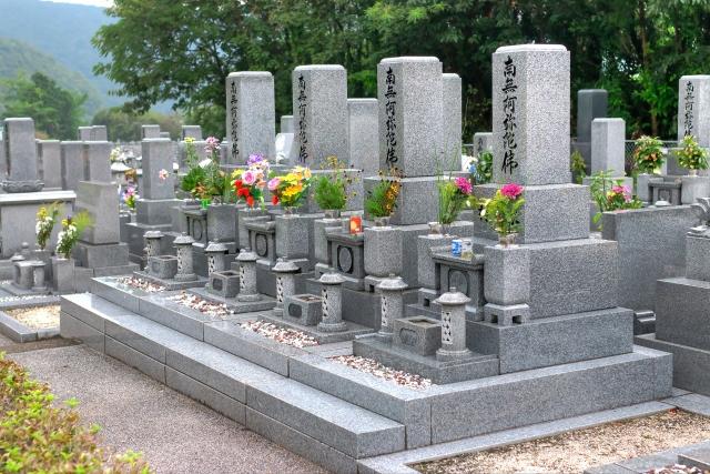 お墓の種類って何がいいの?