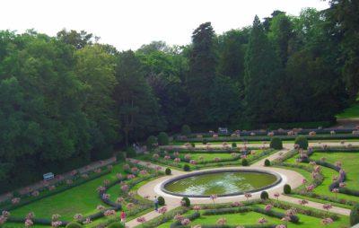 フランス庭園 風水