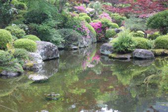 財運アップには庭があるなら池をつくり、池がなければ。。